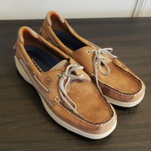 Men's Sperry Top-sider with mesh cushion heel guc
